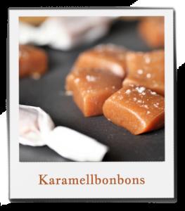 Karamellbonbons