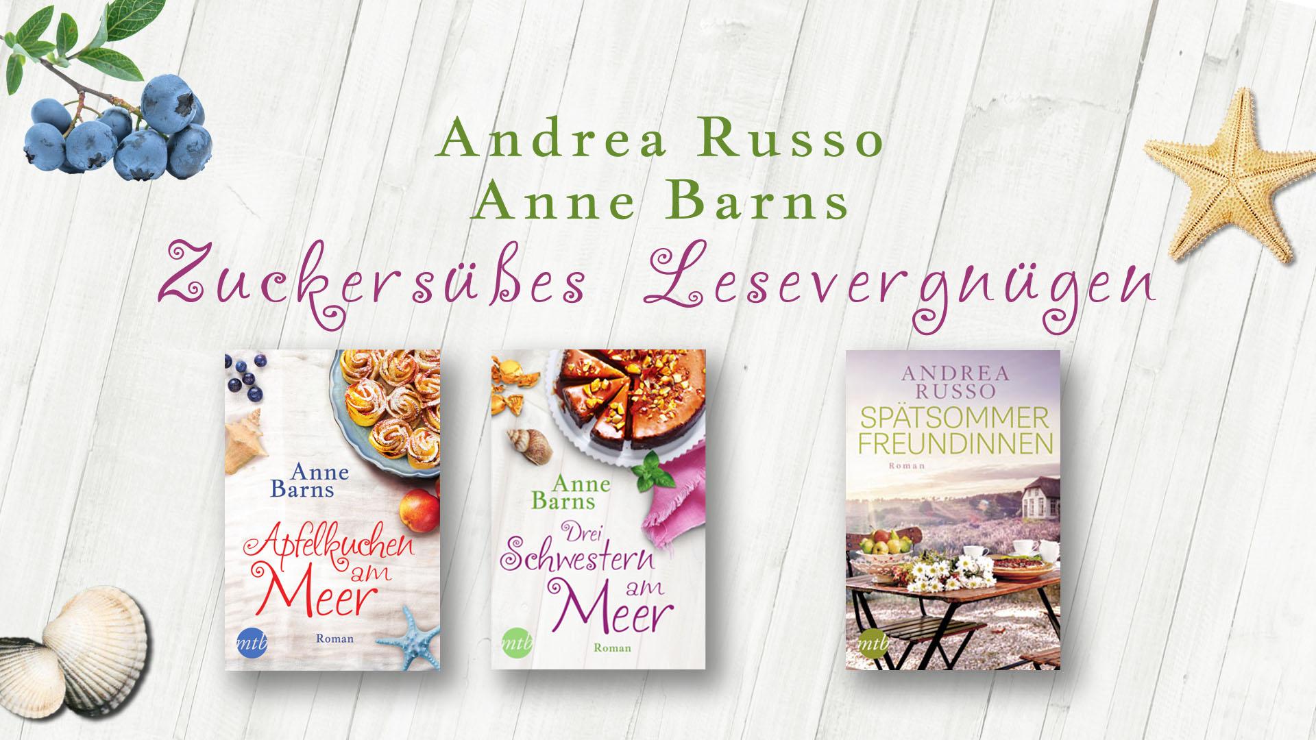 Andrea Russo | Anne Barns