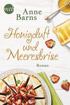 Buchcover - Anne Barns - Honigduft und Meeresbrise