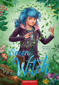 Andrea Russo - Green Witch