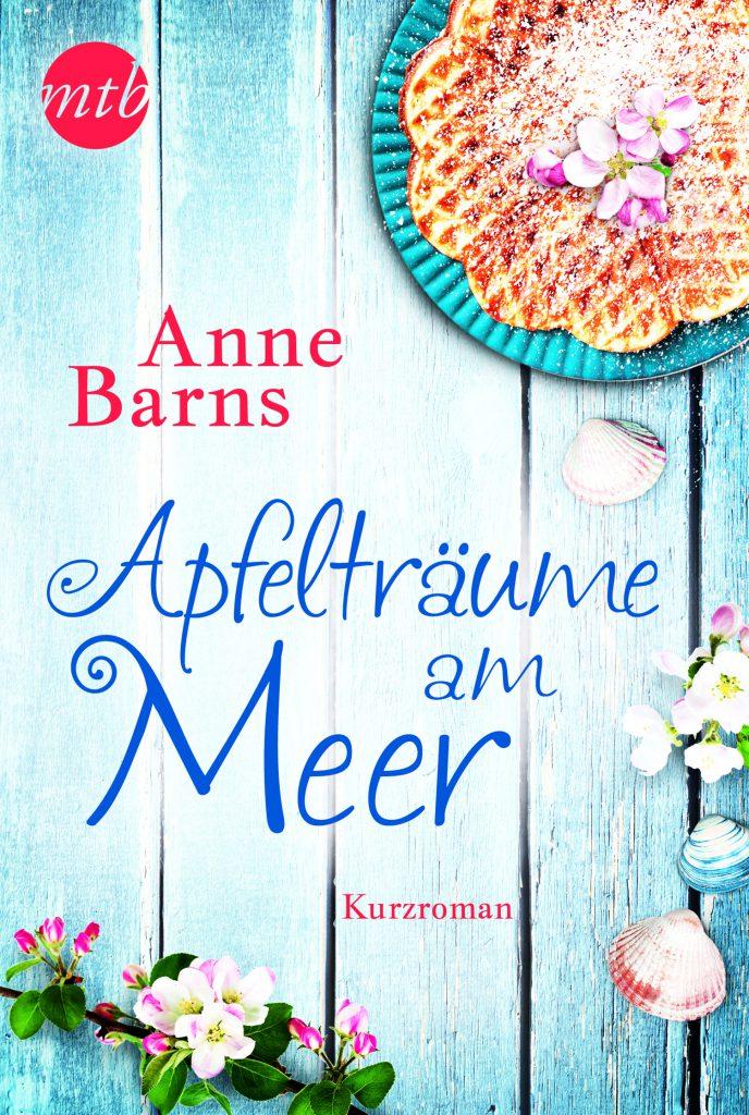 Anne Barns - Apfelträume am Meer [Cover]