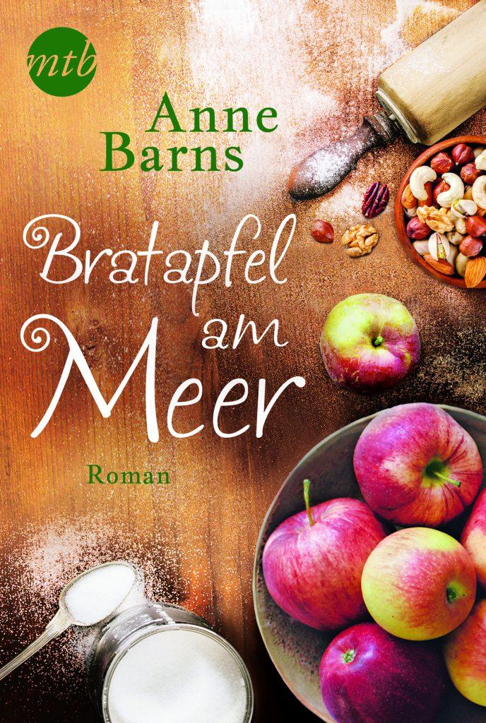 Anne Barns - Bratapfel am Meer [Cover]
