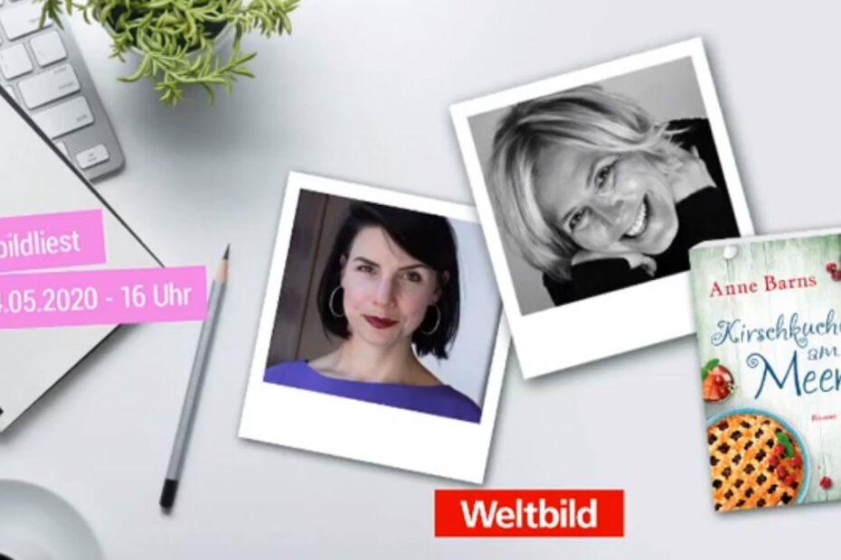 Weltbild liest mit Anne Barns und Karla Paul