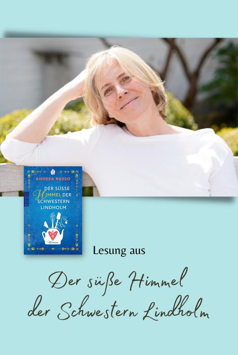 Lesung aus Der süße Himmel der Schwestern Lindholm